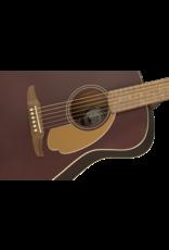 Fender Malibu Player, Walnut Fingerboard, Burgundy Satin