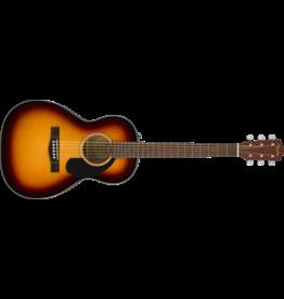 Fender CP-60S Parlor Acoustic, Sunburst
