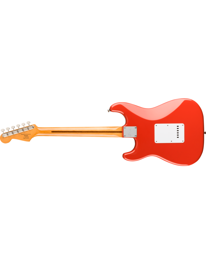 Squier Classic Vibe 50's Stratocaster, Fiesta Red