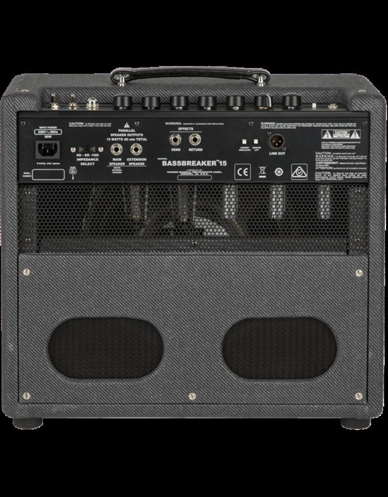 Fender 15w Combo Bassbreaker