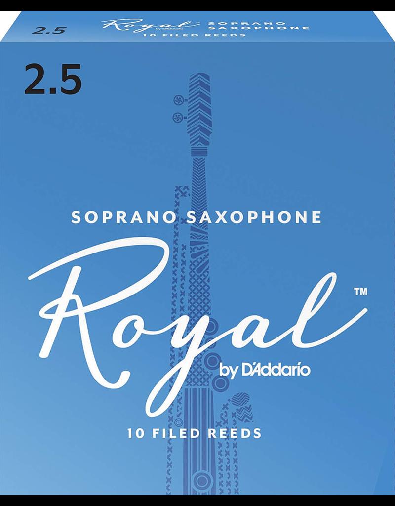 Rico Soprano Saxophone Reeds (10 pack)