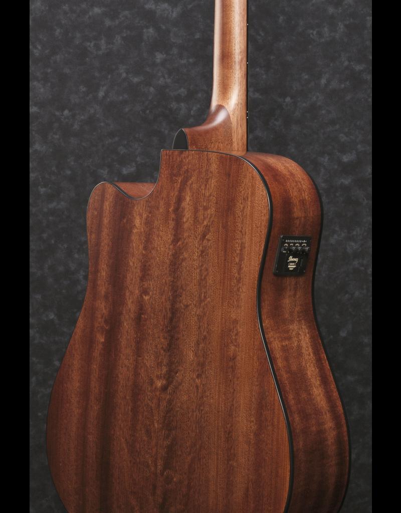 Ibanez AW65ECE LG Artwood Solid Cedar