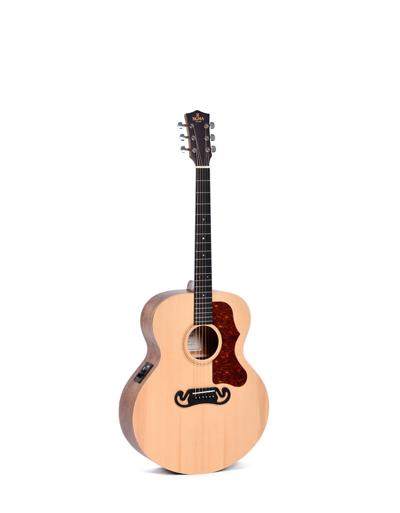 Sigma SE Series Grand Jumbo 14 fret OM Spruce with p/up