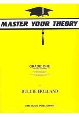Hal Leonard Master your theory Gr1 rev