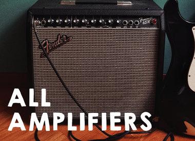 Amplifiers + Effects