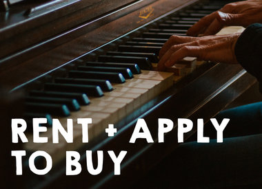 Rent + Apply To Buy