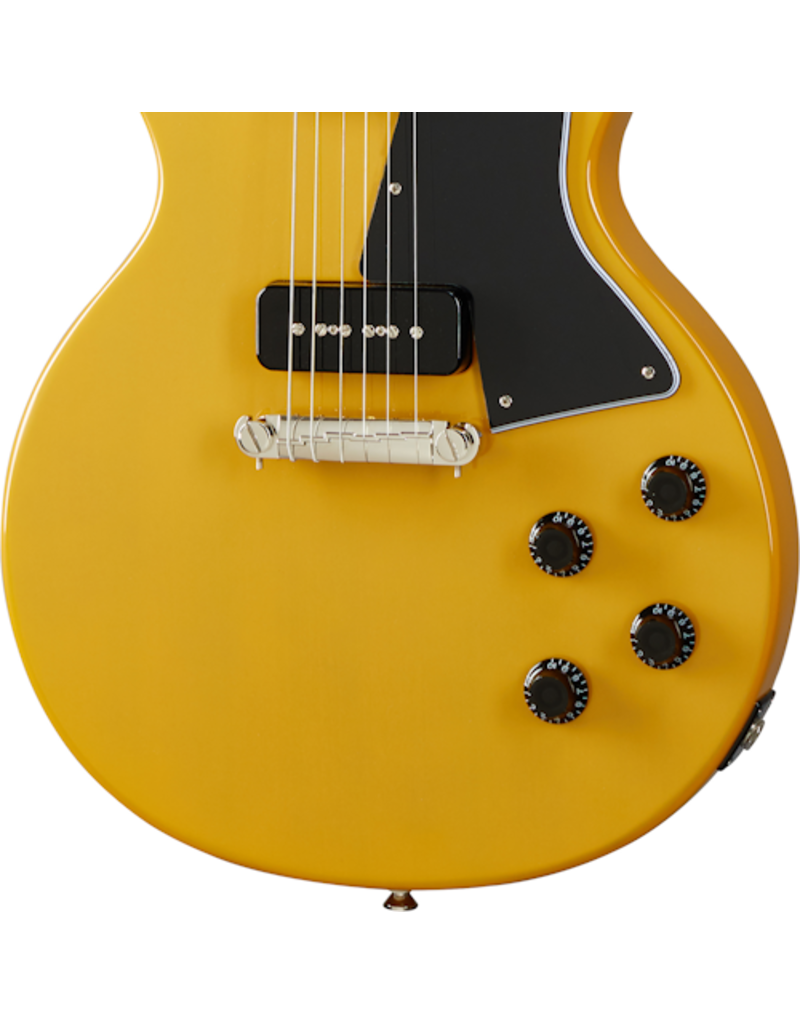 Epiphone Les Paul Special, TV Yellow