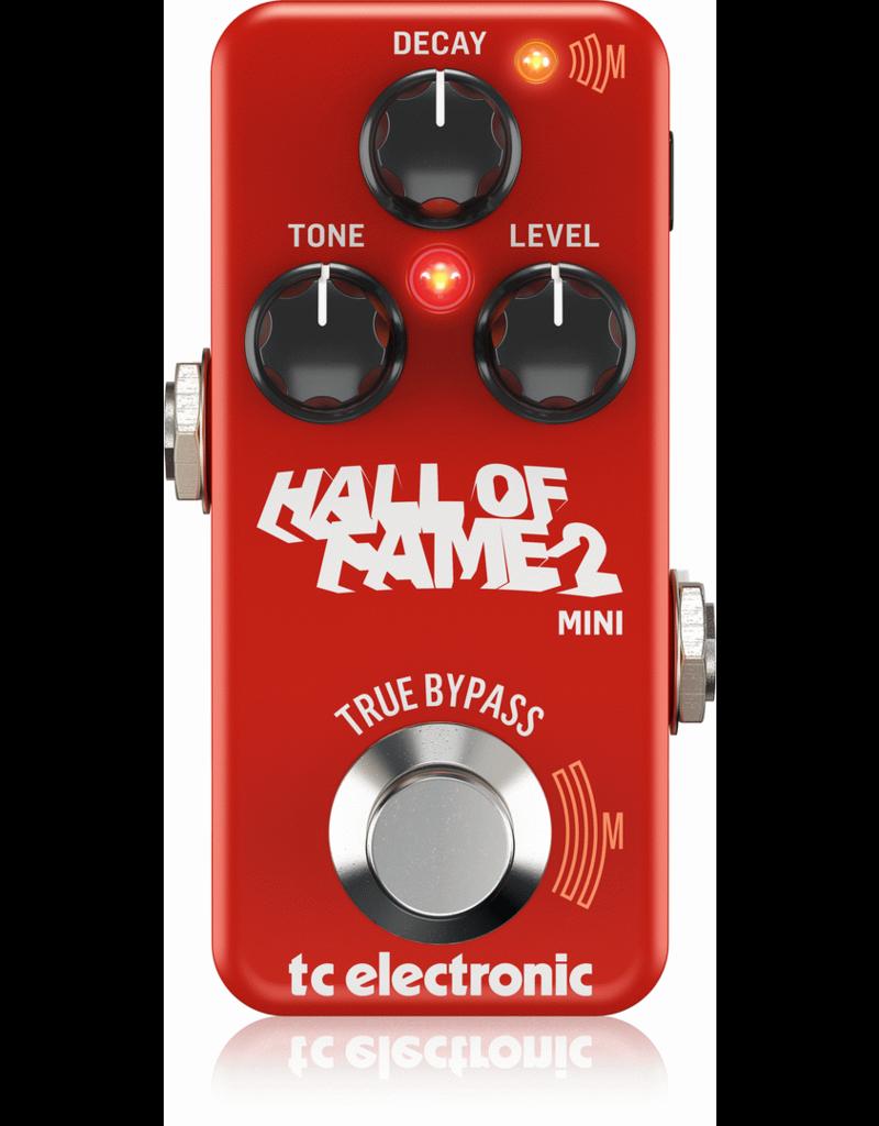 TC Electronics Hall of Fame 2 Mini Reverb