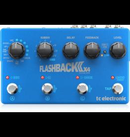 TC Electronics TC ELECTRONIC FLASHBACK 2 X4 DELAY