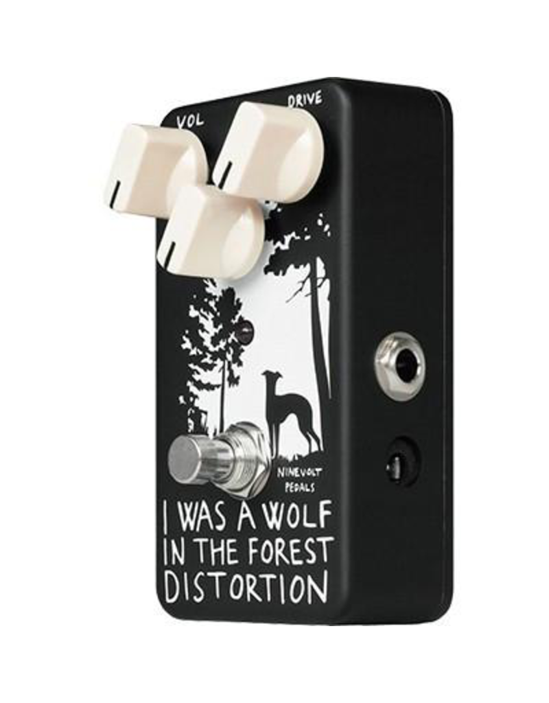 Animals Pedals I was a wolf in the forest distortion