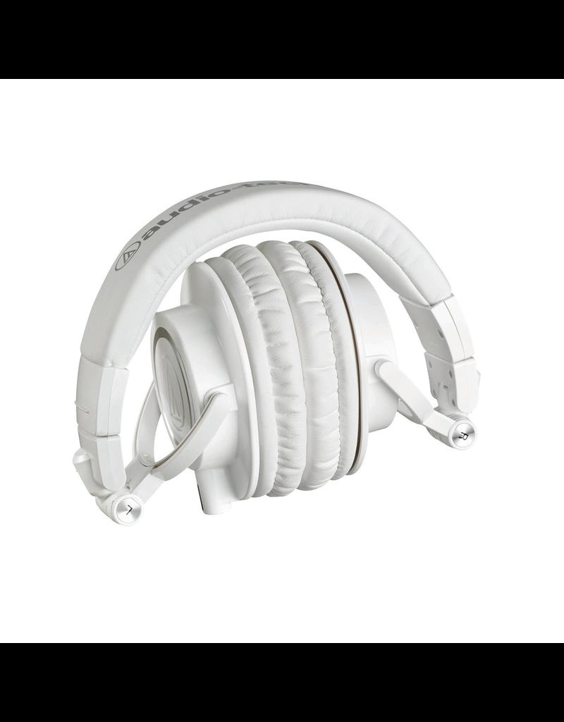 Audio Technica M50X Heaphones White
