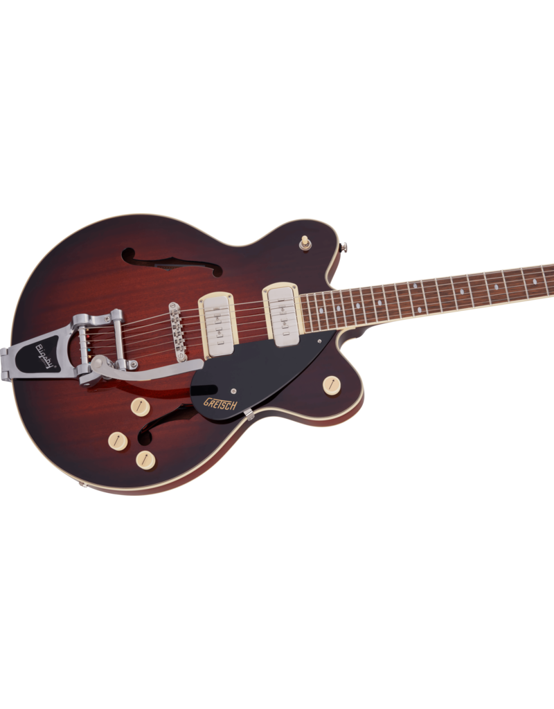 Gretsch G2622T-P90 Streamliner Center Block Double-Cut P90 with Bigsby , Laurel Fingerboard, Forge Glow