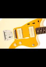 Squier J Mascis Jazzmaster - Vintage White - Gold Anodised Pickguard VWT - Squier