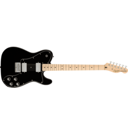 Squier Affinity Telecaster Deluxe, All Black