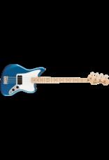 Squier Affinity Jaguar Bass Humbucker, Maple Neck, Lake Placid Blue