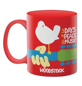 Hal Leonard Woodstock Mug Red