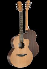 Lowden S-03 Sheeran by Lowden Solid Cedar - Indian Rosewood - Ebony - Gig Bag