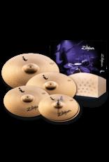 Zildjian I Series Pro Gig Cymbal Pack 14/16/18/20