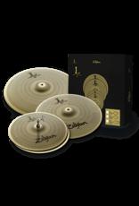"""Zildjian L80 Low Volume Cymbals 14"""" Hats 16"""" Crash 18"""" Crash Ride"""