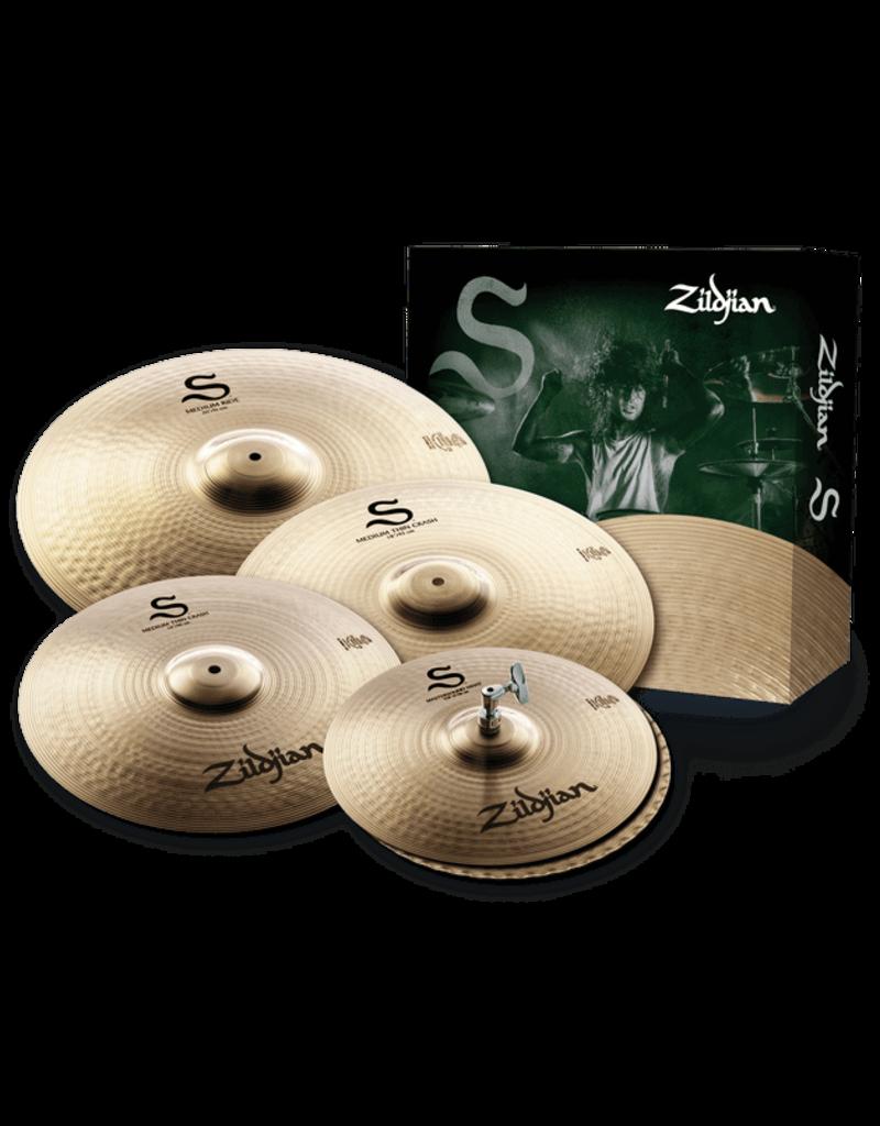 Zildjian S  Cymbal Set