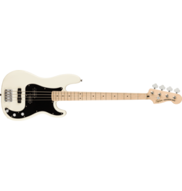 Squier Affinity Series Precision Bass PJ,  Maple Fingerboard, Olympic White