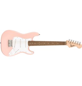 Squier Mini Stratocaster,  Shell Pink