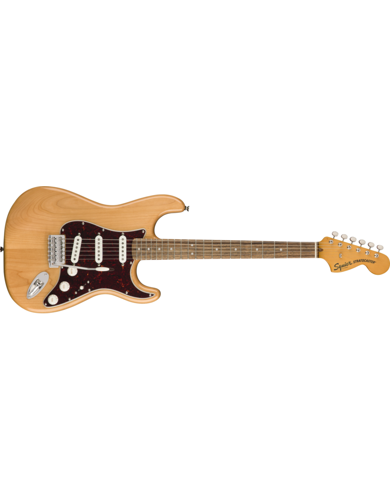 Squier Classic Vibe '70s Stratocaster, Laurel Fingerboard, Natural