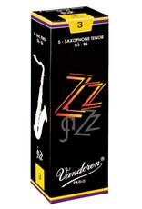 Vandoren Tenor Sax Reeds jaZZ  2.5 (5 Pack)