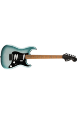 Squier Contemporary Stratocaster Special, Roasted Maple Fingerboard, Black Pickguard, Sky Burst Metallic