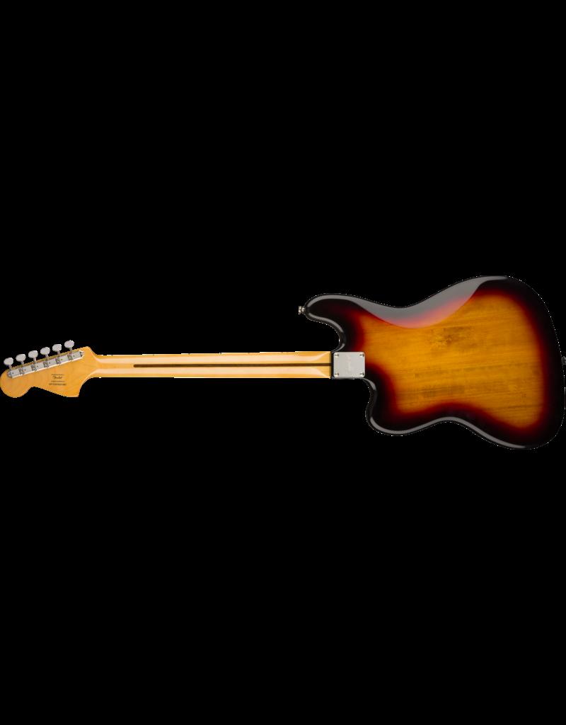 Fender Classic Vibe Bass VI, Laurel Fingerboard, 3-Color Sunburst