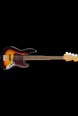 Squier Classic Vibe '60s Jazz Bass Fretless, Laurel Fingerboard, 3-Color Sunburst