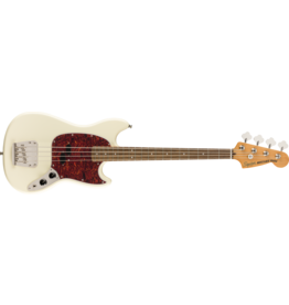 Squier Classic Vibe '60s Mustang Bass, Olympic White