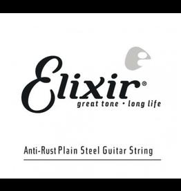 Elixir Anti-rust Plain Steel String .010 Elixir