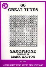 Mark Walton 66 Great Tunes Saxophone SX005A