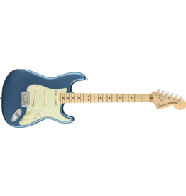 Fender American Performer Stratocaster, Satin Lake Placid Blue