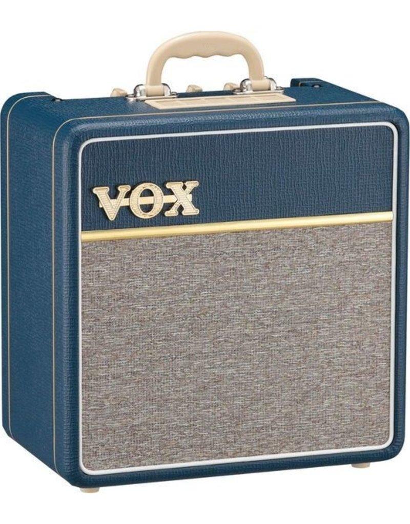 Vox AC4C1 Retro Blue Finish