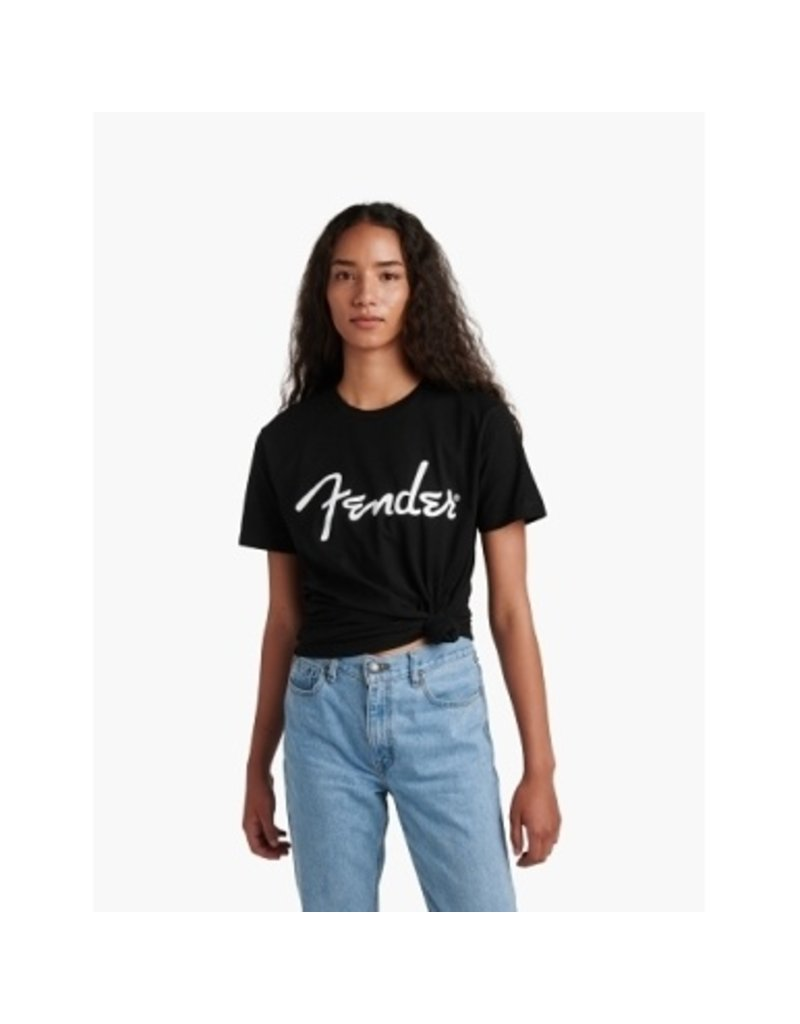 Fender Spaghetti Logo T-Shirt / Medium