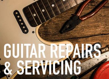 Repairs + Servicing