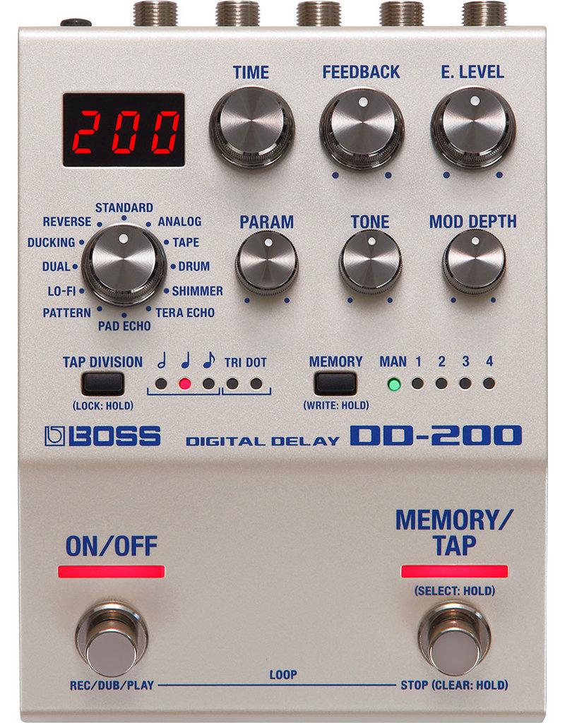 Boss DD200 Digital Delay