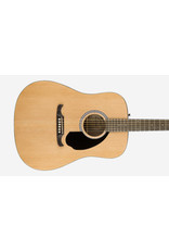 Fender FA-125 Dreadnought w/bag, Walnut Fingerboard, Natural