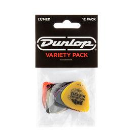 Dunlop Light/Medium Variety Pack