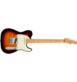Fender Player Plus Telecaster®, Maple Fingerboard, 3-Color Sunburst