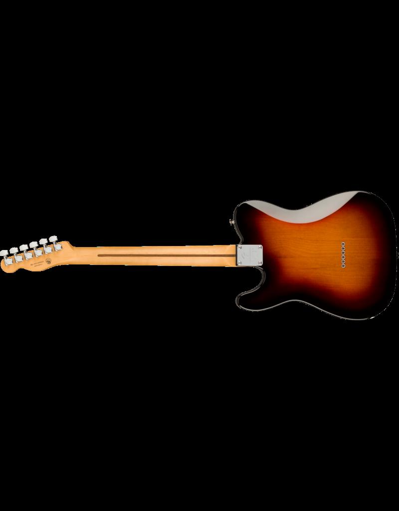 Fender Player Plus Telecaster, Maple Fingerboard, 3-Colour Sunburst