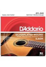 Daddario EJ83M Gypsy Jazz Guitar
