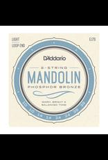 Daddario EJ73 Mandolin Strings,  10-38 Light