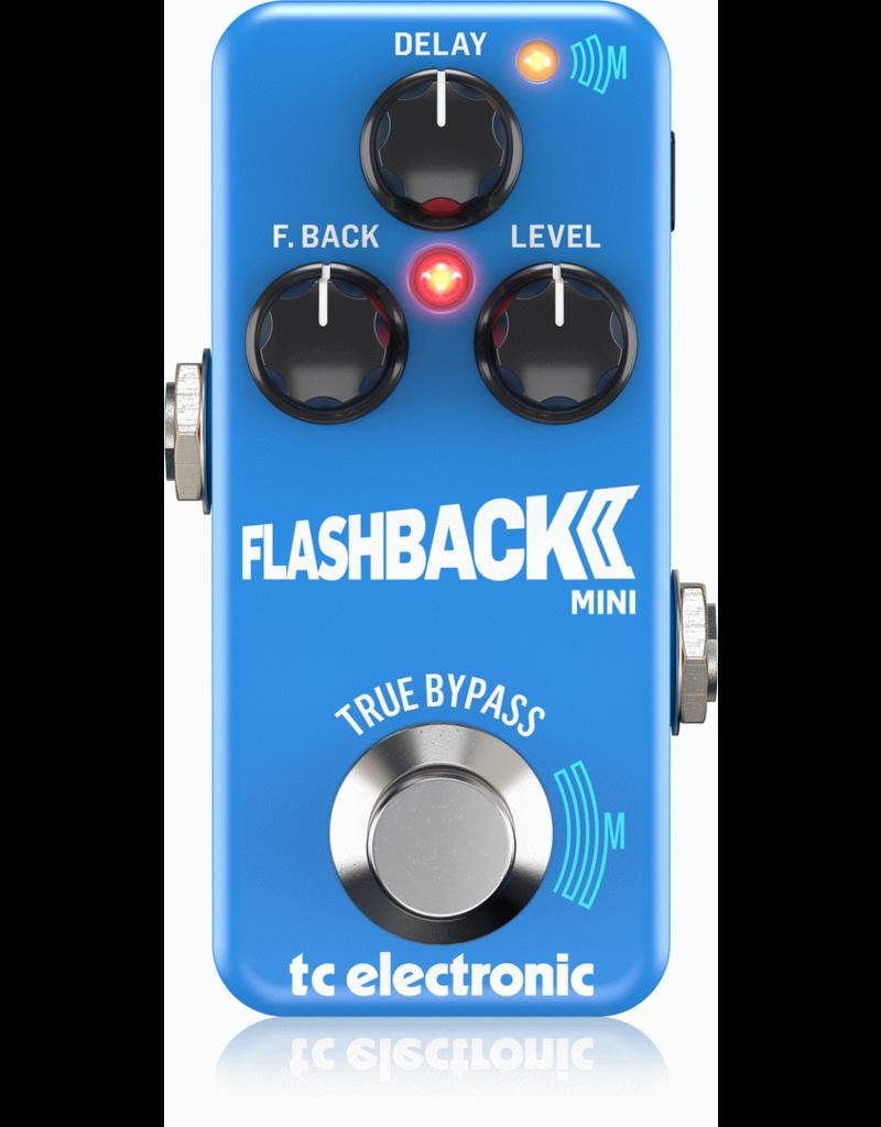 TC Electronics Mini Flashback 2 Delay Pedal