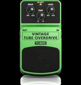 Behringer TO800 Vintage Tube Overdrive