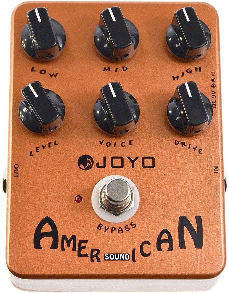 Joyo JF-14 American Sound Guitar Amp Emulator Pedal