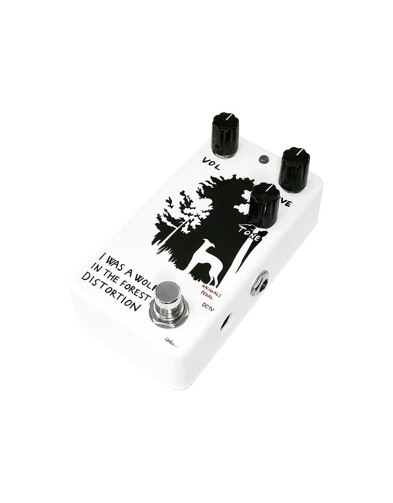 Animals Pedal MKII I Was A Wolf In The Forest Distortion