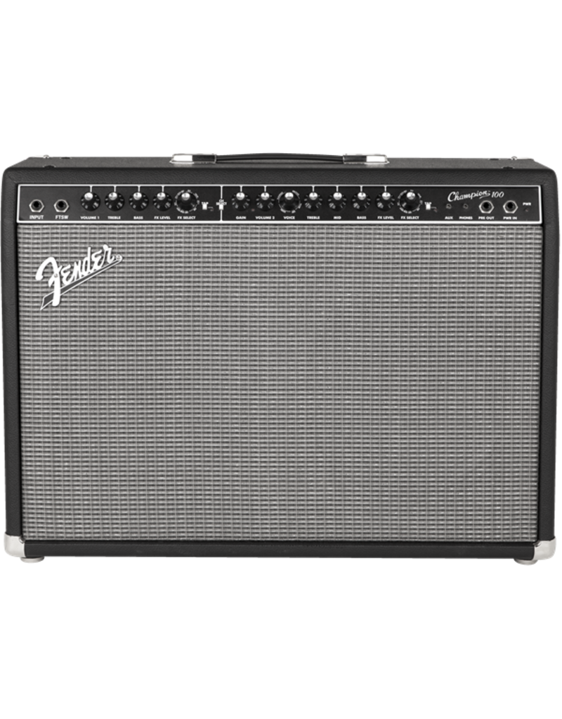 Fender CHAMPION 100 (100w 2x12)